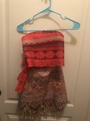 Moana costume for Sale in Longwood, FL