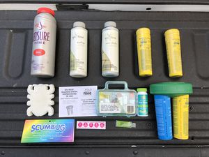 Assorted spa and hot tub supplies for Sale in Phoenix, AZ