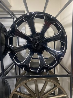 22 inch Impact Wheels for Sale in Franklin Park, IL