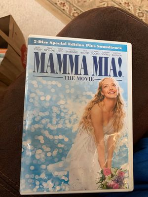 Mamma Mia The Movie ( 2-Disc Special Edison Plus Soundtrack) for Sale in Germantown, MD