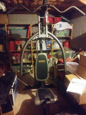 Weight set for Sale in Woodbridge, VA