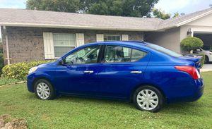 2014 Nissan Versa SV, 98k miles 1.6 L 4 cyl, Clean Title Florida, All Perfect, Automatic FWD, MPG: 31city/40 hwy *****HABLAMOS ESPAÑOL***** for Sale in Orlando, FL