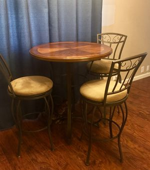 Tall Bar Table for Sale in Phoenix, AZ