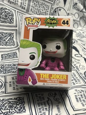 Classic Joker 44 POP! Collectible Vaulted for Sale in Palm Harbor, FL