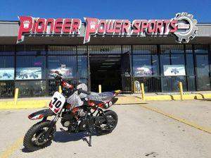110cc automatic dirt bike on sale for Sale in Dallas, TX