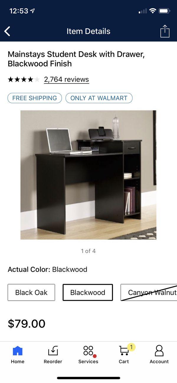 Mainstays Desk