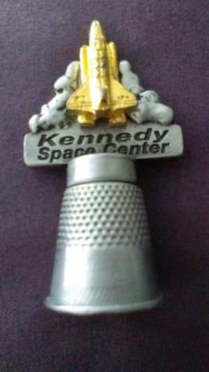 Kennedy Space Center Collectible Thimble for Sale in Nashville, TN