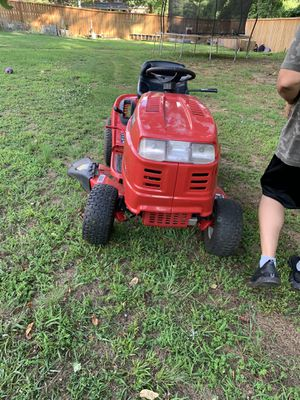 Riding Lawn Mower Troy Bilt for Sale in Dacula, GA