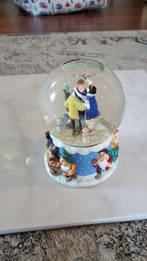 Disney Snow White Snow Globe for Sale in Tampa, FL