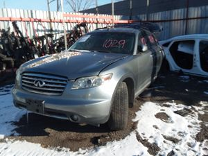Selling Parts for a 2008 Infiniti FX 35 for Sale in Detroit, MI