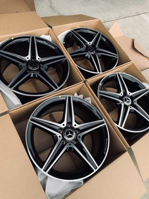 """18"""" Mercedes Benz AMG Wheels Rims Rines Factory OEM for Sale in Downey, CA"""