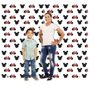 6x6Ft backdrop Mickey Minnie theme party for Sale in Los Angeles, CA