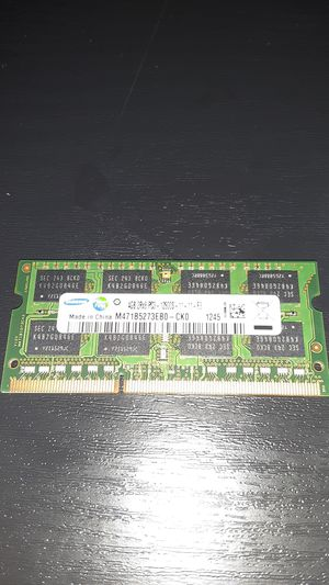 Ram for laptop 4gb for Sale in Columbia, MO