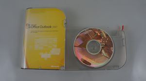 Genuine Microsoft Office Outlook 2007 With Product Key for Sale in Sarasota, FL