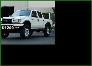 Price$1200 Toyota Tacoma for Sale in Richmond, VA