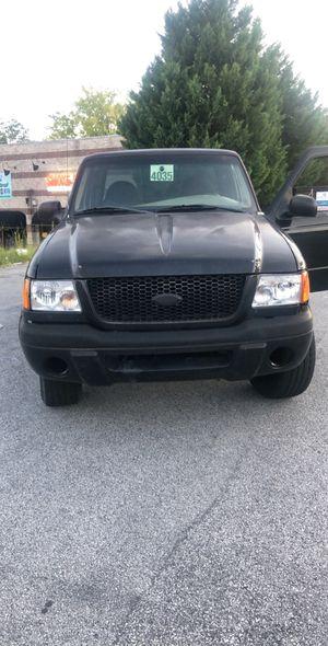 2001 4x4 Ford Ranger for Sale in Atlanta, GA