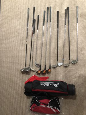 Golf Clubs / Set with golf bag & new duffle bag for Sale in Holtsville, NY