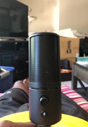 razer mic for Sale in Madison, WI