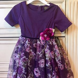 Purple Toddler Dress for Sale in O'Neals, CA