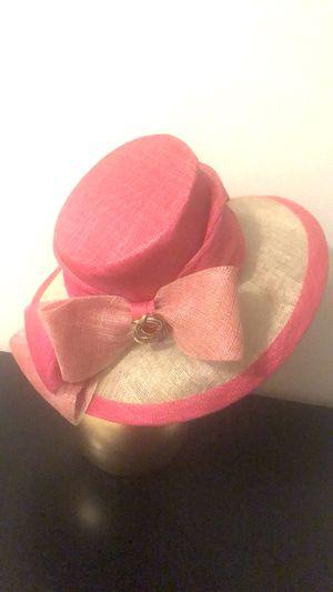 Pink derby hat for Sale in Louisville, KY