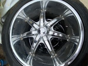 22 in rims for Sale in Santa Maria, CA