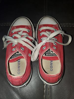 Kid's size 11 Converse for Sale in Angier, NC