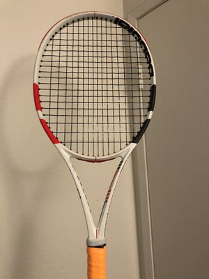 Babolat Pure Strike Team 3rd Gen with 4 1/8 grip size Tennis Racquet / Racket for Sale in Westminster, CA