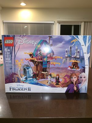 Disney Frozen 2 enchanted treehouse LEGO for Sale in Irvine, CA