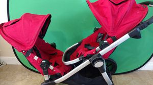 Baby Jogger City Select Double Convertible Stroller for Sale in Fort Lauderdale, FL