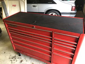 "Snap on tool box 52"" for Sale in Barnegat, NJ"