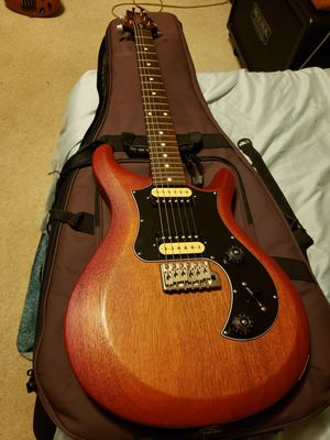 Usa PRS S2 standard electric guitar with case for Sale in Stockbridge, GA