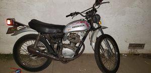 1973 Honda SL125 $1100 obo for Sale in Oroville, CA
