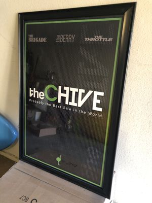 The Chive Poster for Sale in Dallas, TX