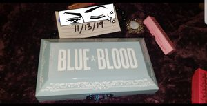 Blue Blood Palette by Jeffree Star Cosmetics for Sale in Mokena, IL