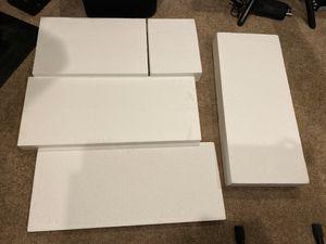 Styrofoam sheets for Sale in Richardson, TX