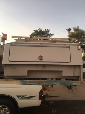 Camper shell for Sale in Goodyear, AZ