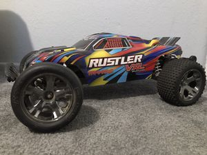 Traxxas Rustler VXL Truck for Sale in Perris, CA