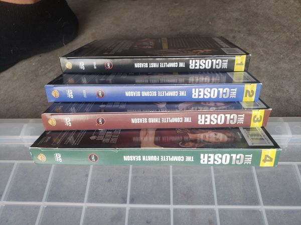 DVD Series $5.00 each