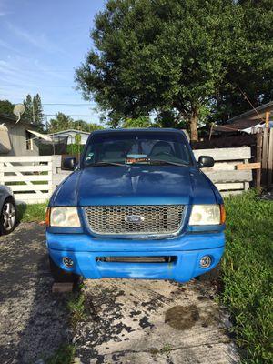 2001 ford ranger for Sale in Fort Lauderdale, FL