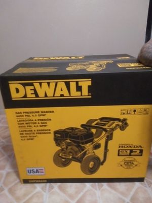 DeWalt Gas Pressure Washer 4400PSI for Sale in St. Louis, MO