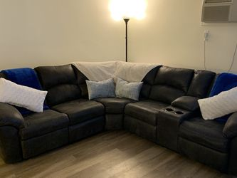 Tambo 2-Piece Reclining Sectional for Sale in Randolph,  MA
