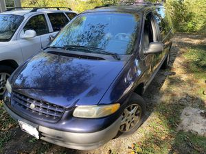 1999 Plymouth Voyager minivan for Sale in Upperco, MD