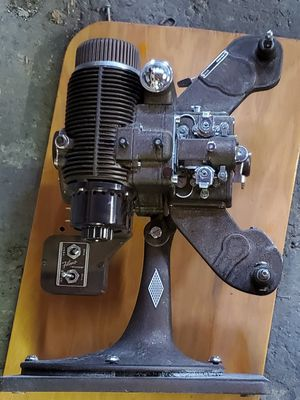 vintage Filmo projector Bell & Howell Design Model #57 for Sale in Tacoma, WA