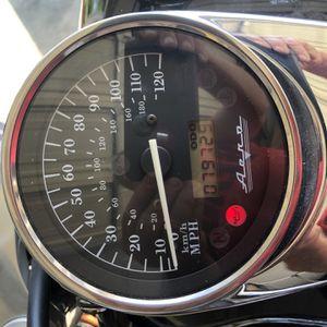 2004 Black / Silver Honda Shadow 750 CC for Sale in Los Angeles, CA