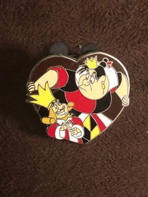 Disney's Alice in Wonderland (QUEEN OF HEARTS) Trading Pin for Sale in Davenport, FL