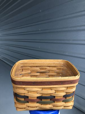 Longaberger Basket special edition for Sale in Spring, TX