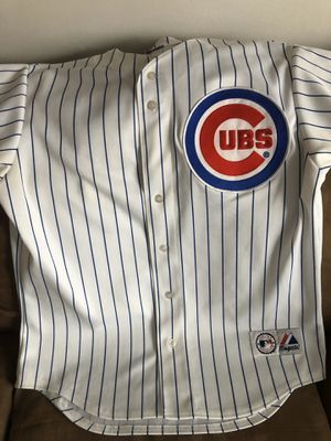MLB Authentic Majestic Cubs Jersey for Sale in Bloomingdale, IL