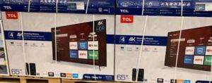 "65S421 65"" TCL UHD 4K ROKU TV for Sale in Corona, CA"
