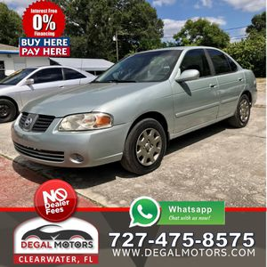 2004 Nissan Sentra - Clean Title - $895 Down - $75 Weekly for Sale in Clearwater, FL