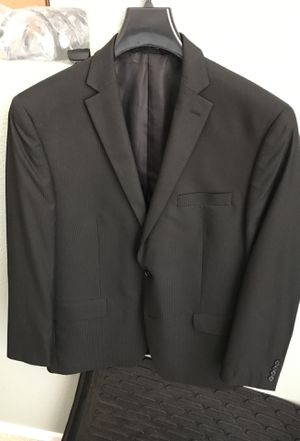 Michael Kors black suit with vest for Sale in San Diego, CA